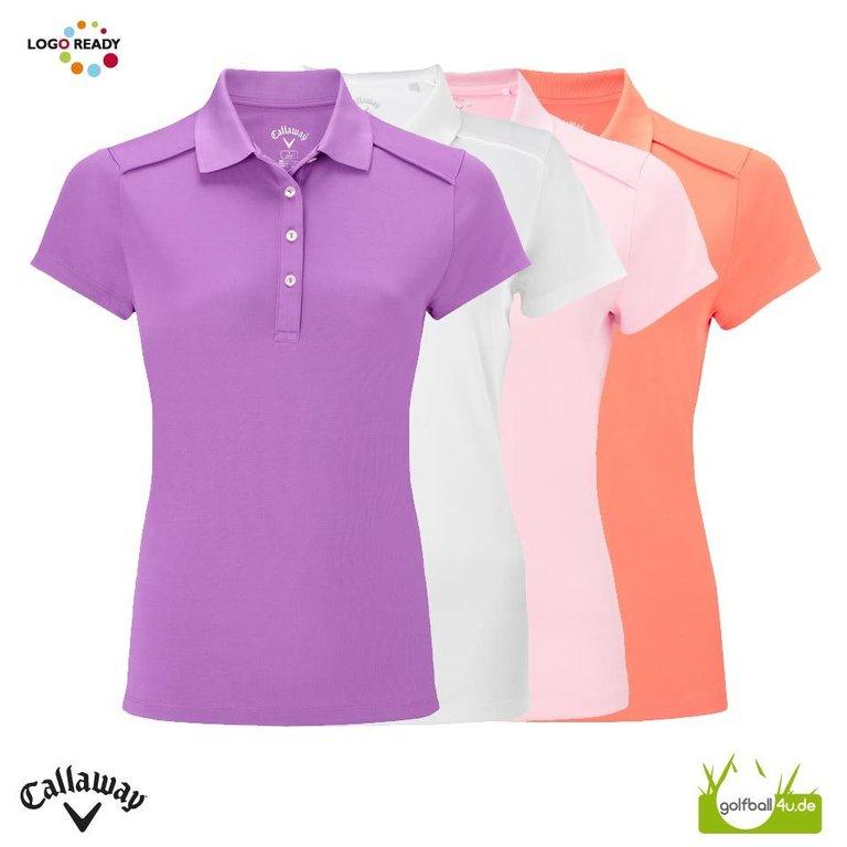 callaway opti dri polo damen golf polo in einer top qualit t. Black Bedroom Furniture Sets. Home Design Ideas