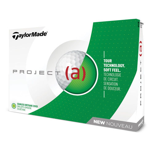 TaylorMade Project (a) Golfball ´18