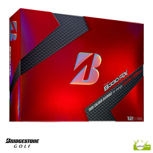 Bridgestone Tour B330-RX Golfball