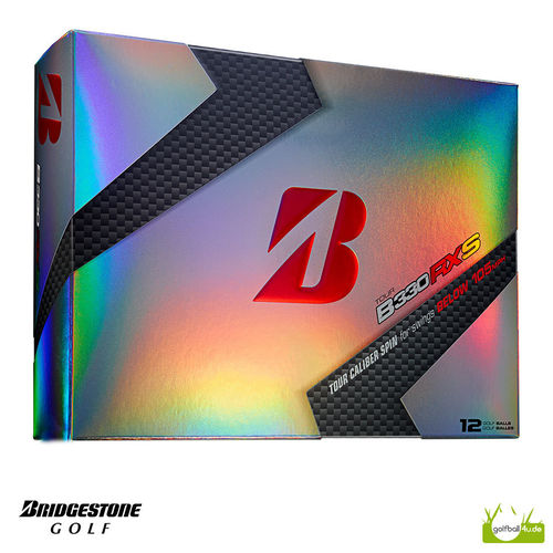 Bridgestone Tour B330-RXS Golfball