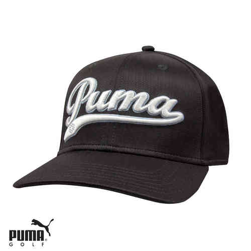 PUMA Script City Cool Cell Relaxed Cap