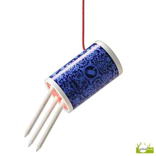 TEE-SHAKER Blue Ornaments