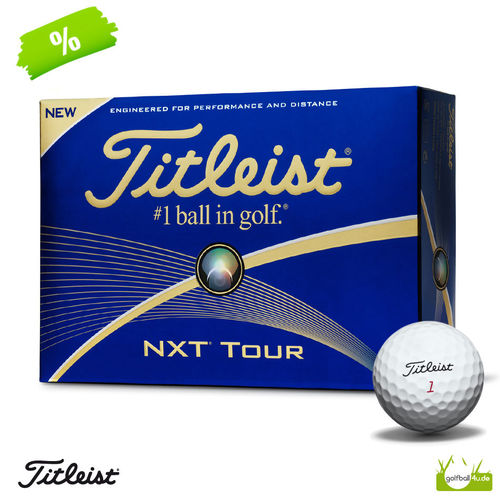 Titleist NXT Tour Golfball