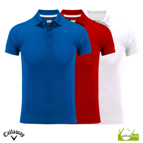 Callaway Kinder Polo Classic Chev Solid