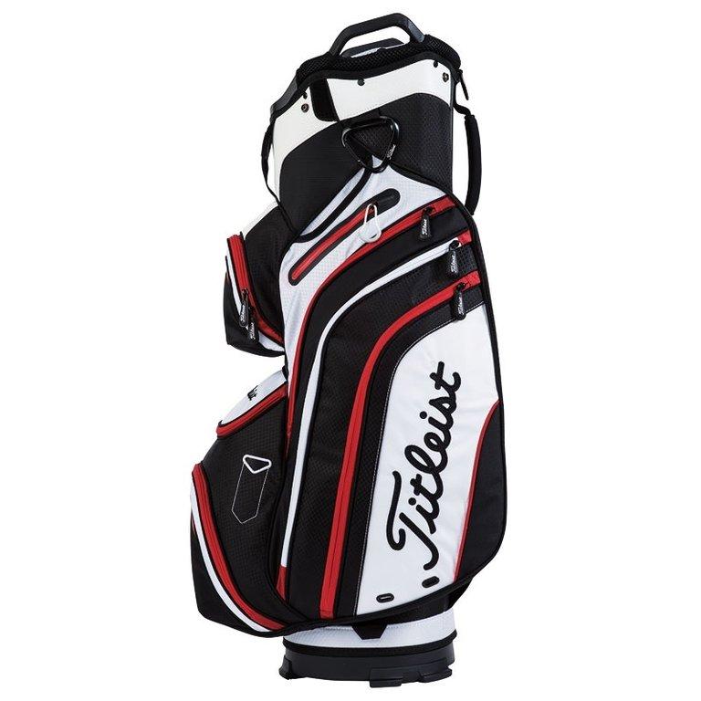 Titleist Deluxe Cart Bag Hochfunktionelles Bag Mit Viel