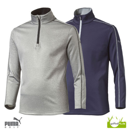 Puma Boys Popover Core Fleece 1/4 Zip
