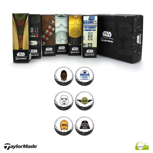 TaylorMade STAR WARS Golfball