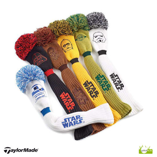 TaylorMade STAR WARS Pom Driver Headcover