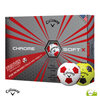 Callaway Chrome Soft X TRUVIS Golfball