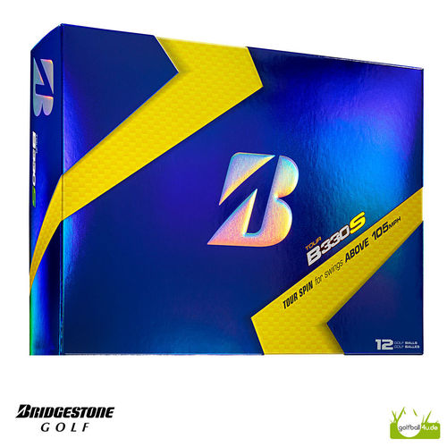 Bridgestone Tour B330-S Golfball