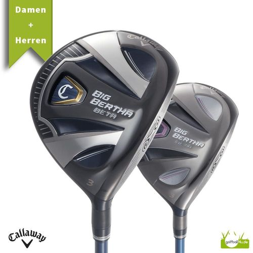 Callaway Big Bertha Beta Fairway Holz