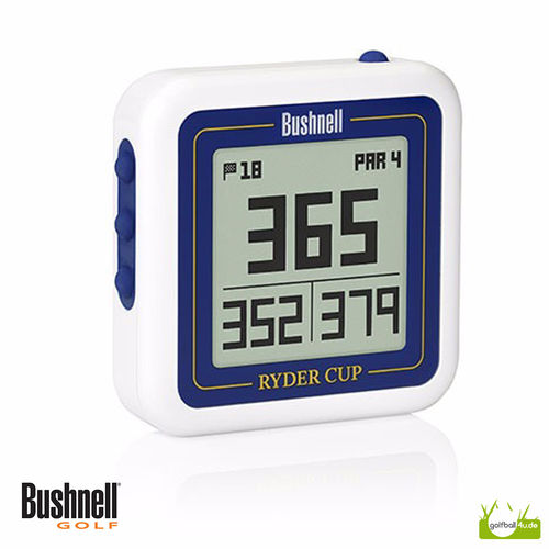 Bushnell Neo Ghost GPS Ryder Cup
