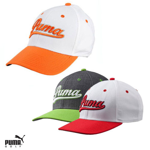PUMA Kids Script Fitted Cap