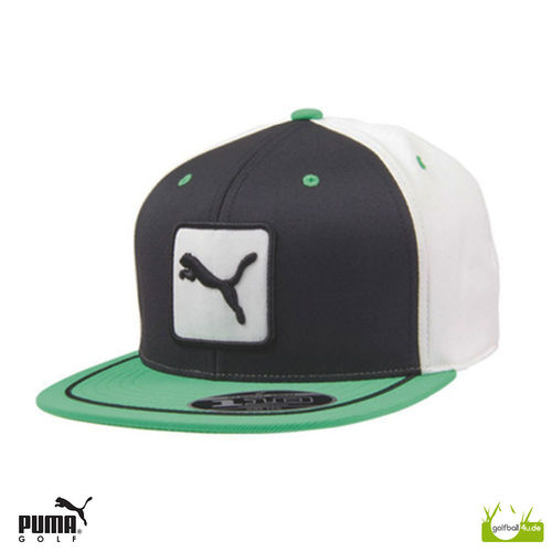 PUMA Kids Cat Patch 3 Color 110 Cap