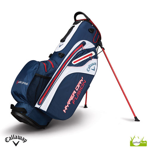 Callaway Hyper Dry Fusion Stand Bag ´18