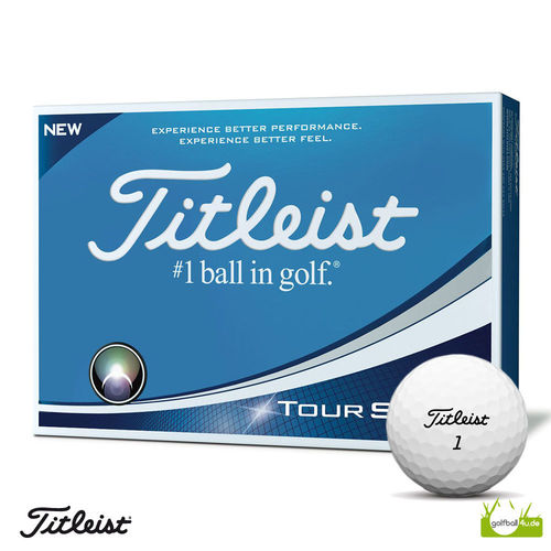 Titleist Tour Soft Golfball ´18