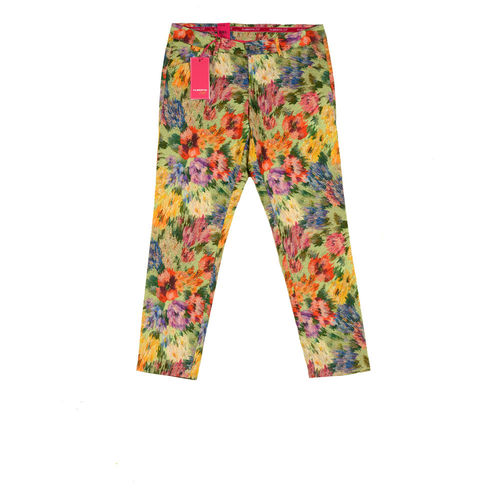 ALBERTO Damen Hose MONA Digital Flowers