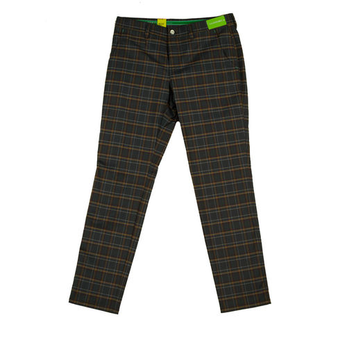 ALBERTO Herren Hose ROOKIE Water Repellent Check