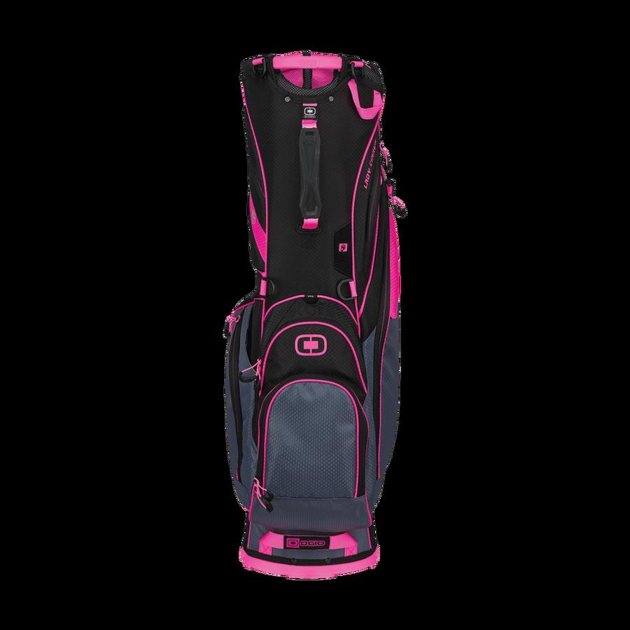 Ogio Lady Cirrus Stand Bag 180 18 Pink Keine Versandkosten